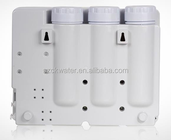 5 stage reverse osmosis water filter system 100 GPD RO membrane water purifier korea