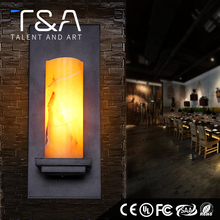 Whosale Top quality warm color E14 candle led light wall night club