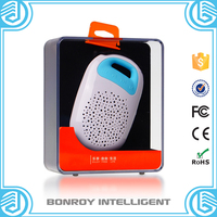 Hottest Cute Design Fashionable Music Metal Bluetooth Speaker