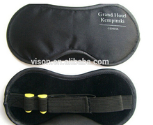 Travel Sleeping Eye Mask Stain Eye Mask with Ear Plug