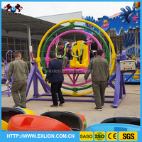 Amusement human gyroscope/space ball for sale
