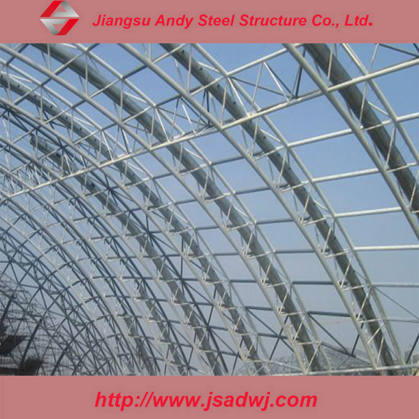 Prefabricated galvanized steel roof trusses for sale buy for Where to buy trusses