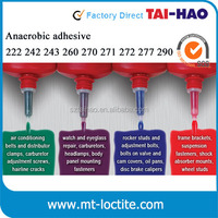 china high strength anaerobic threadlocker adheive/sealant/glue/ Contact Cement/Binder/Agent/Sealer Sealing and Locking