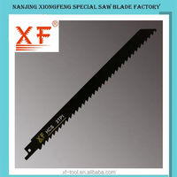 228mm 3TPI Reciprocating Pruning Saw Blade for Pruning Wood