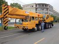 Used Japanese truck Crane TADANO GT-650E-3-10101 Fully Hydraulic For Sale