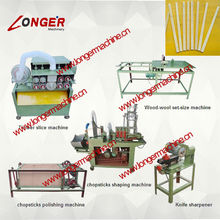 Disposable Wooden Chopsticks Making Machine|wooden chopsticks making machine|chopsticks machinery