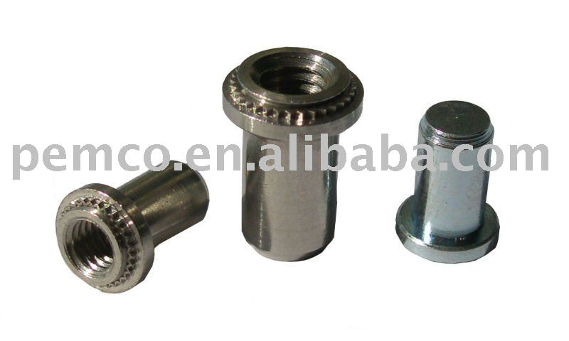 self-clinching water sealed blind fasteners BS-0420-1