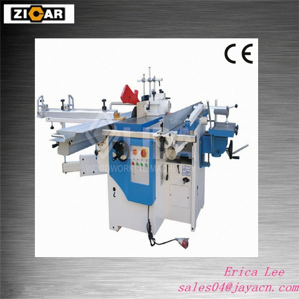 Hot sale ZICAR ML410H /ML310H Combined woodworking machinery with Seven functions