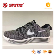 china high quality cheap wholesale sneaker running shoe , breathable soft sole men sport shoes 2017