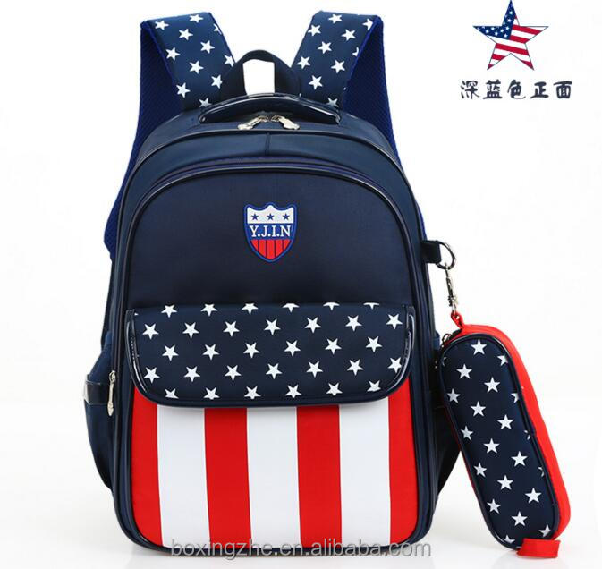 Best Price Nylon eva School Bag Design Your Own Primary School Bag