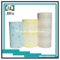 Custom Printed Breathable Polyethylene Film In