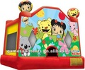 Ni Hao Kai-Lan inflatable bouncer, inflatable castle A2073