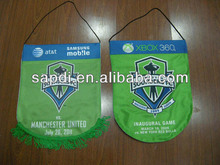 Pennant, cheap custom hanging pennant,custom sports pennants