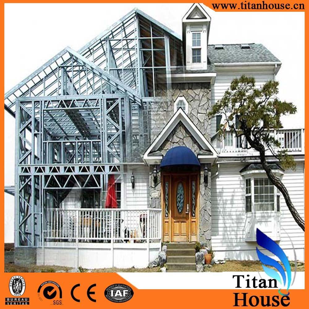 China prefab woningen prefab bungalow huis ontwerp modern design prefab huizen product id - Zie in het moderne huis ...