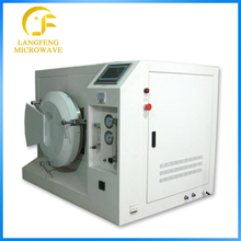 1600C factory price laboratory vacuum tube furnace