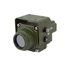 EX-25 infrared thermal imager vehicle surveillance