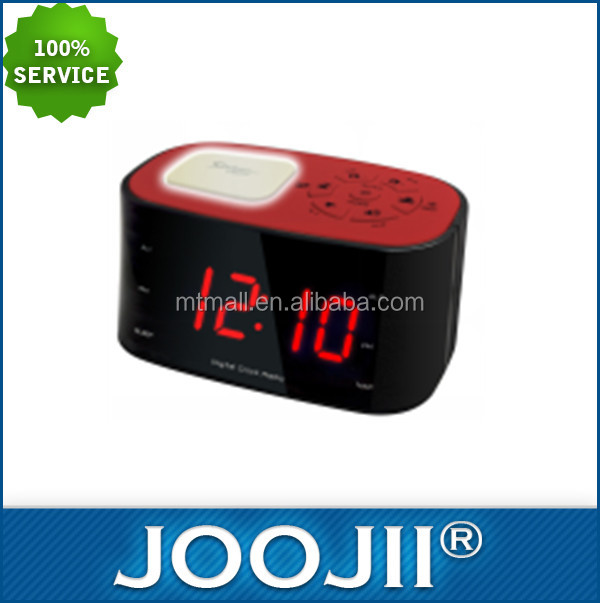 Bluetooth am fm alarm clock radio, wholesale fm radio with green led diplay