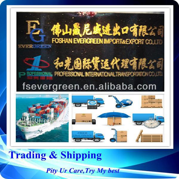 tiles container transport china to Nigeria shipping services needed for shipment