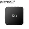 android 6.0 marshmallow tv box kodi 16.1 S905X 2G 8G TX5 4K media streamer