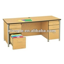 popular pedestal desk, office table