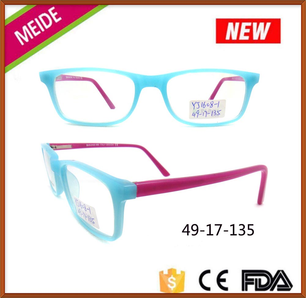 Novelty CP injection eyeglass frames for kids fashion ce eyeglasses