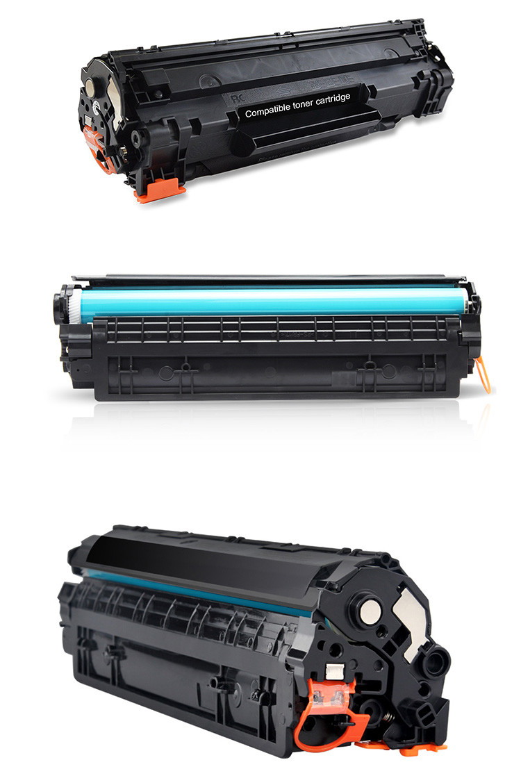 Universal laser toner cartridge CB435A/CB436A/CE285A for HP printer