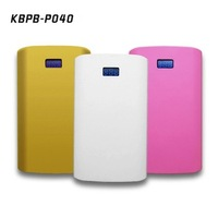 Wholesale High quality low price power banks 8000 mah with Dual USB Output