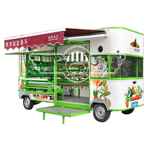 New design mobile vegetable cart and fruit vending carts for sale