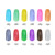 2017 Fei Fan Hot Sale Wholesale Natural Material 15ml Long Last Soak Off UV Gel Nail Polish