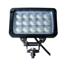 45W 6INCH RECTANGLE LED WORK LIGHT AUTOMOTIVE