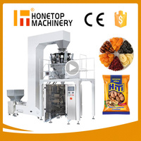 Computer controlled packing machine nuts dry fruits