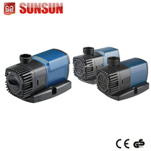 SUNSUN 12v-240v dc Frequency variation pond fountain water pump