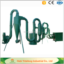 twin bolier hot air dryer Air flow type drying machine