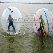 Cheer Amusement Water Play Equipment Inflatable Floating Water Walking Ball