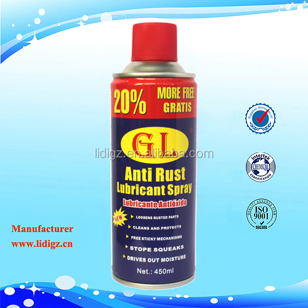 China factory wholesale rust proof oil lubricant