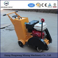 Road cutting machine / HW-400 concretion saw cutter machine
