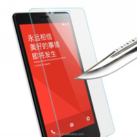For Xiaomi 4i Tempered glass screen protector HD clear film Hot sale! Explosion-Proof Anti-fingerprint Tempered glass