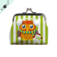 Latest design animal printed hot selling christmas gift wholesale fancy coin purse kids change purse