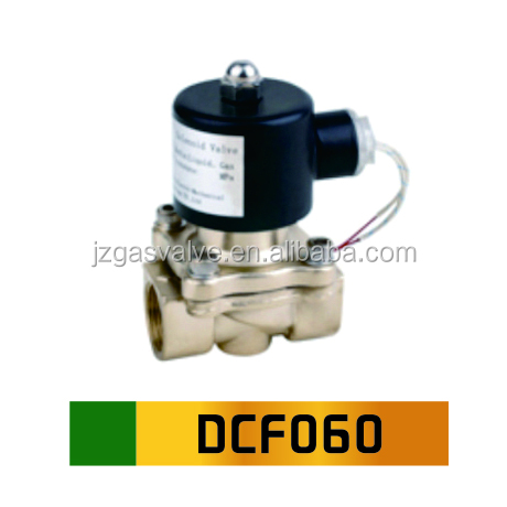 Brass Body Plastic Control Low Voltage Electric Steam Solenoid Valve For Water Or Gas