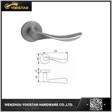 dea design product and nice quality stainless steel door handle from China