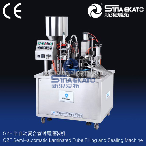 most popular machine product High Quality Automatic Filling and Sealing Machine for Pure Water, Perfume, Ampoule, Toothpaste