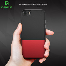 FLOVEME 2 In 1 Case Accesories Of Cellphone For IPhone 7 Plus Cool Phone Case