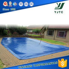 PVC-coated Waterproof & Dust-proof Tarp for Swimming Pool Cover