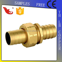 LB-GutenTop Brass Fitting for Hose Barb/ Copper Adaptor