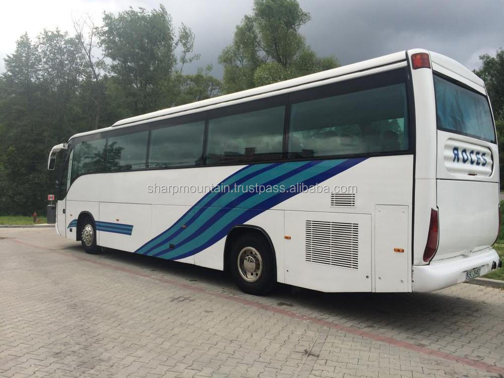 Arabic for Mercedes benz tour bus