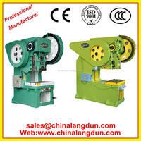 Factory Sale High Precision Wide Application J23-25 mechanical power punching press