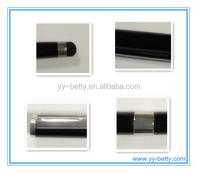 Plastic touch screen ball pen with CE certificate