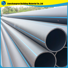 Good quality pe100 rain sewer pipe hdpe pipeline