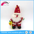 Well Designed Plush toys musical santa claus