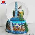 Custom Crystal Water Ball OEM Polyresin Snow Globe Factory